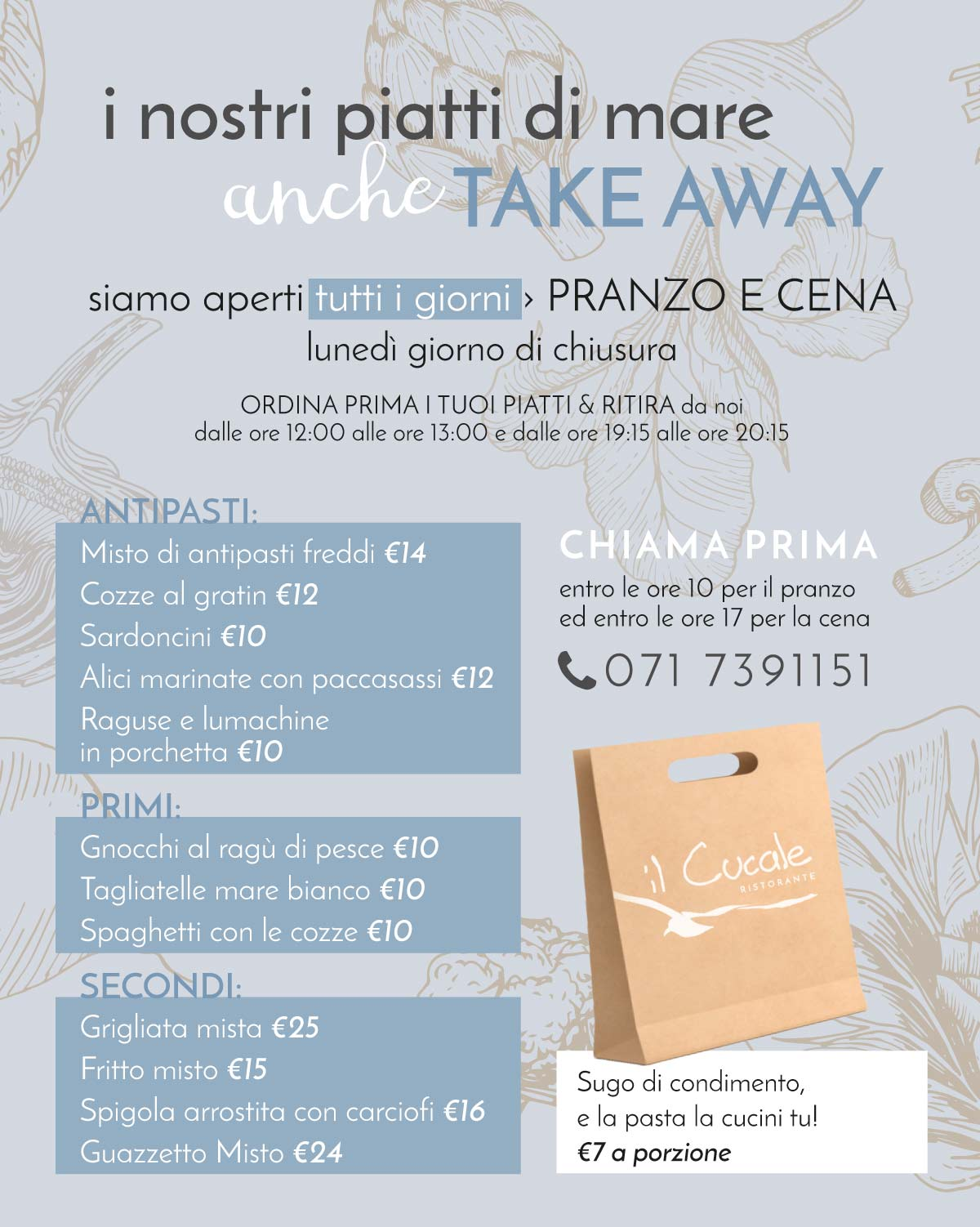 POST TAKE AWAY 02 maggio SITO